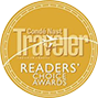 Traveler Reader Choice Awards