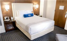 Deluxe Queen Bed at Ellis Hotel, Atlanta