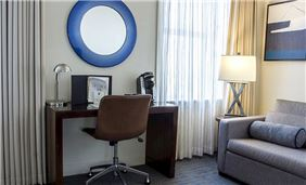 Premium Double Rooms at Ellis Hotel, Atlanta