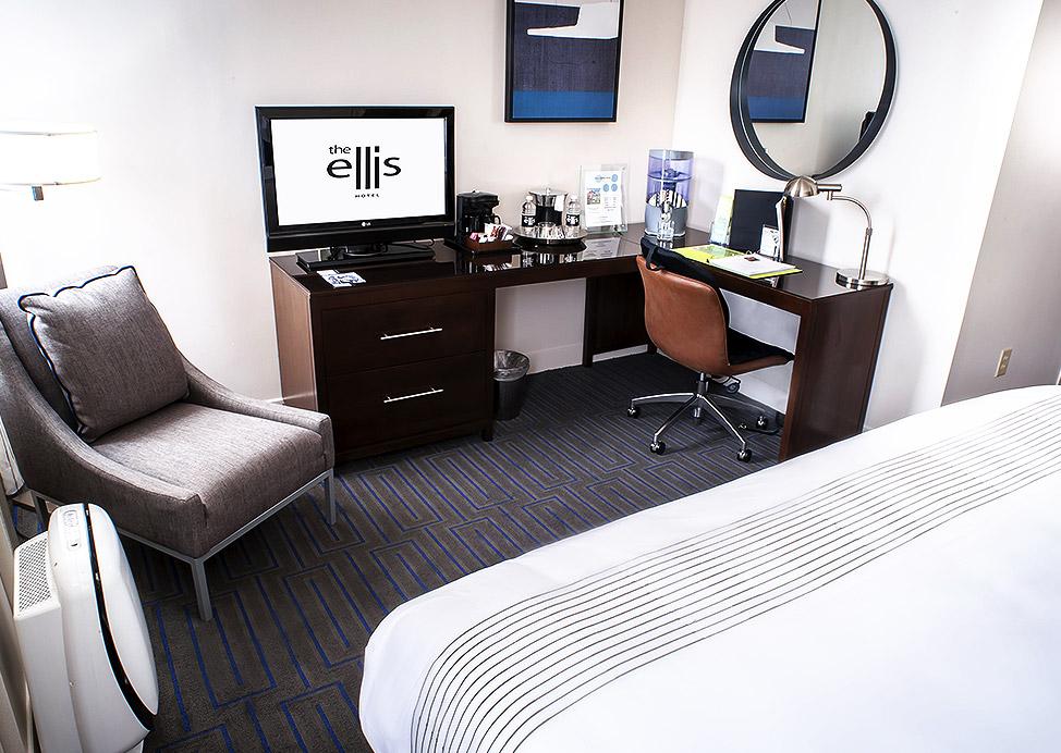 Enjoy Enhanced Experiences Designed at Ellis Hotel, Atlanta