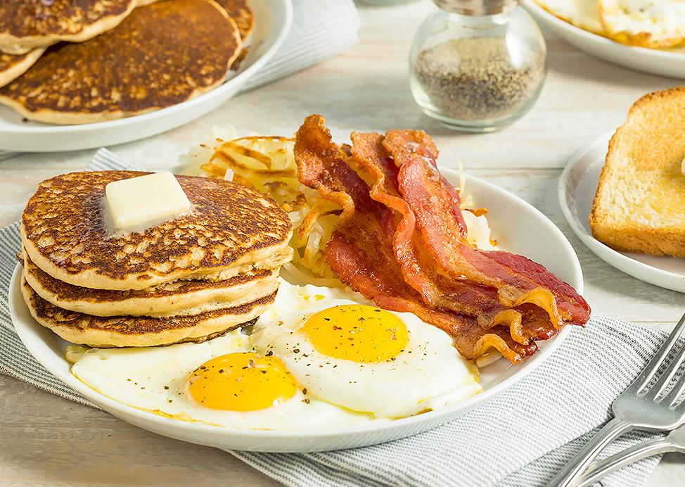 Enjoy Breakfast at Ellis Hotel in Atlanta