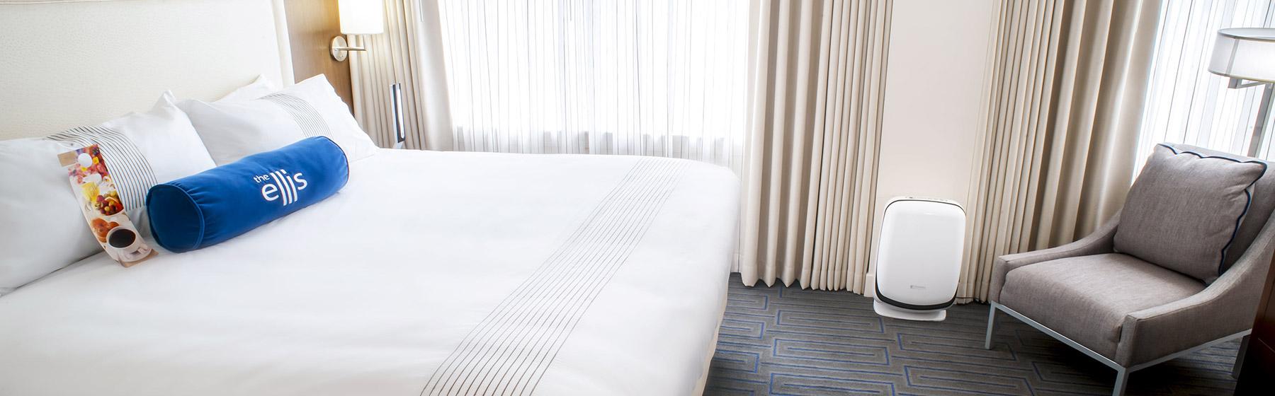 Accommodation at The Ellis Hotel, Atlanta