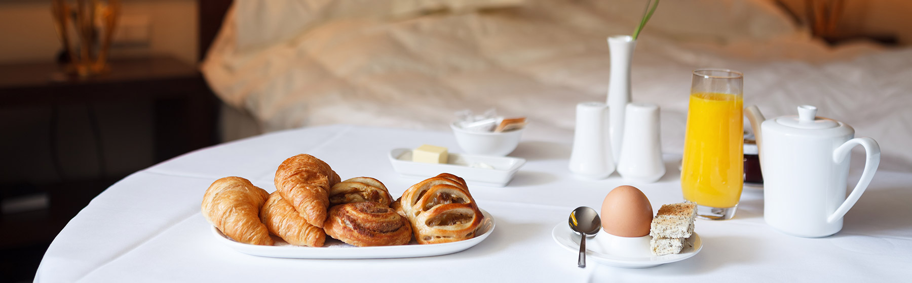 Breakfast Buffet for Two Pack at Ellis Hotel, Atlanta