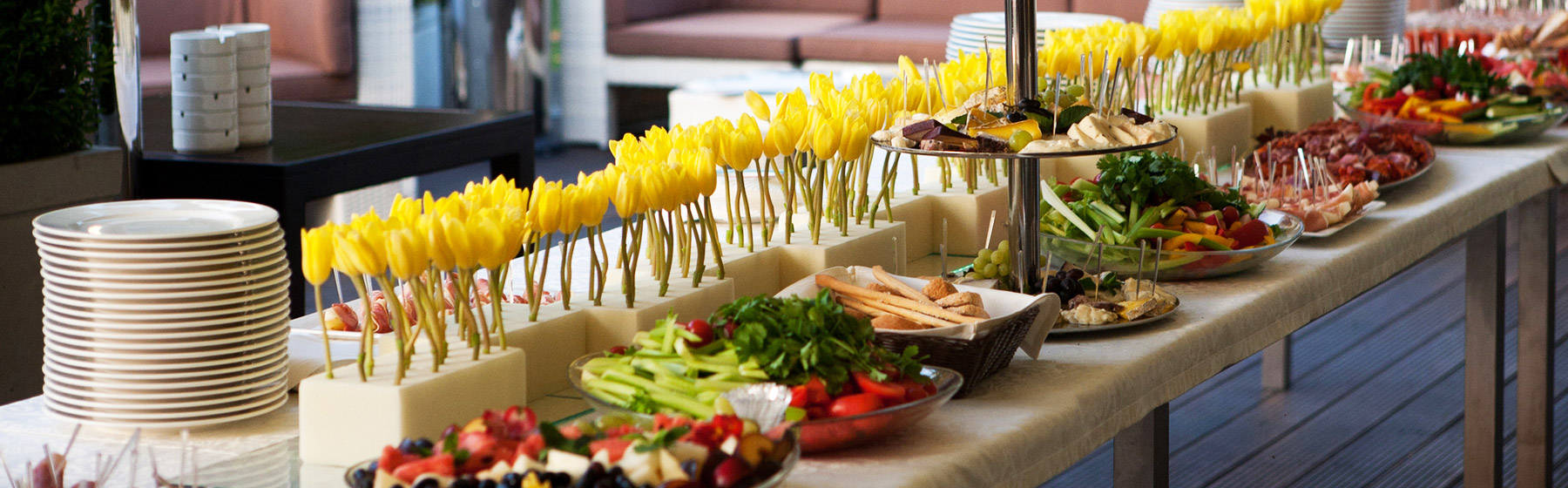 Catering Services at Our Hotel in Atlanta