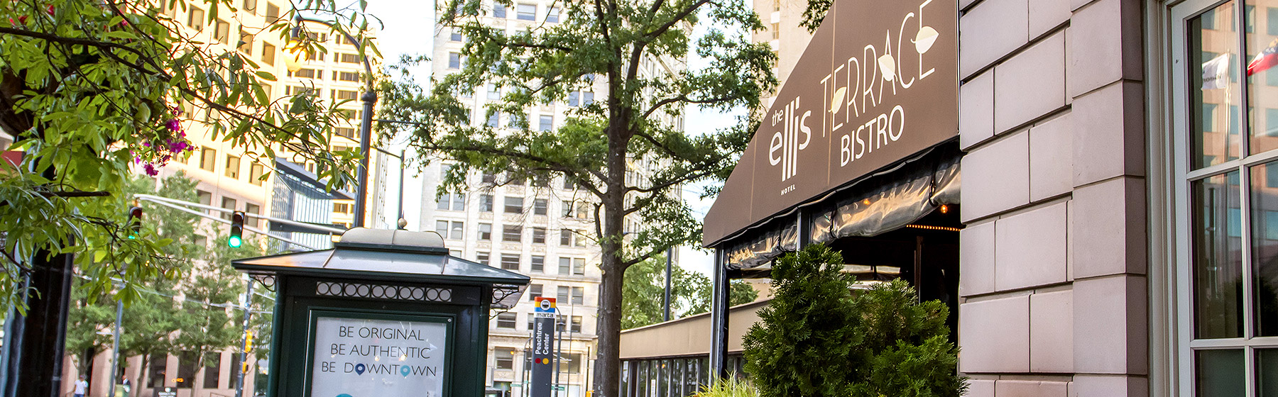Enjoy The Ellis Hotel in Atlanta