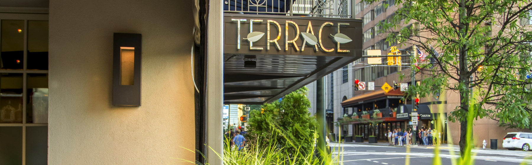 Terrace Bistro and Lounge Offers at Our Hotel in Atlanta