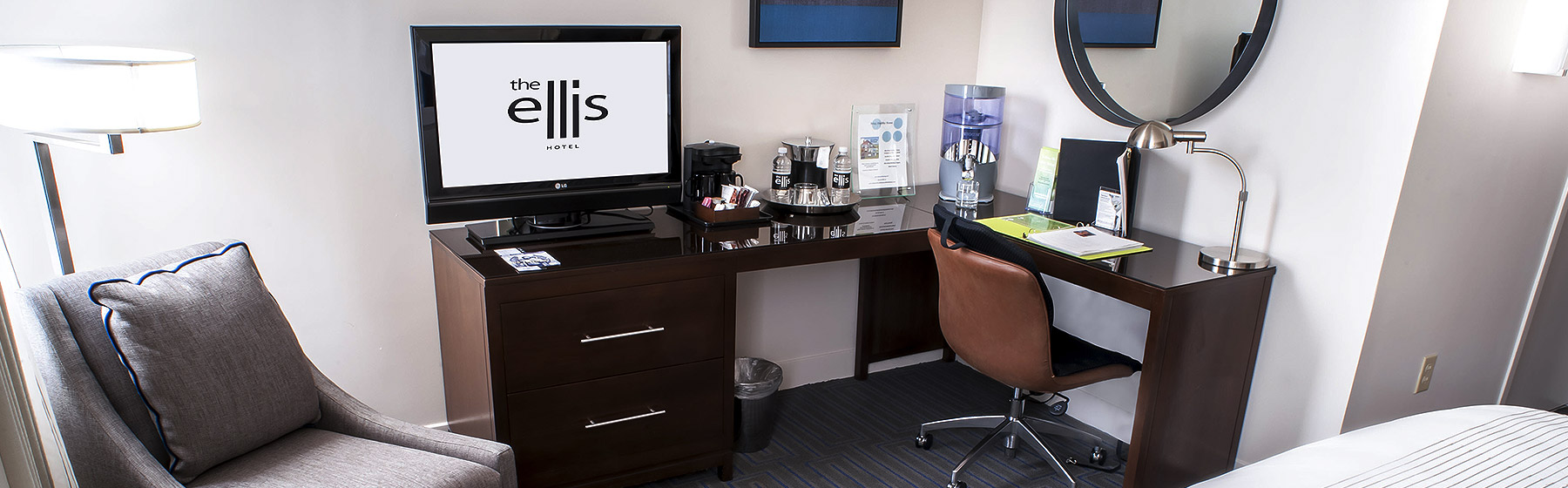 Wellness Room at The Ellis Hotel, Atlanta