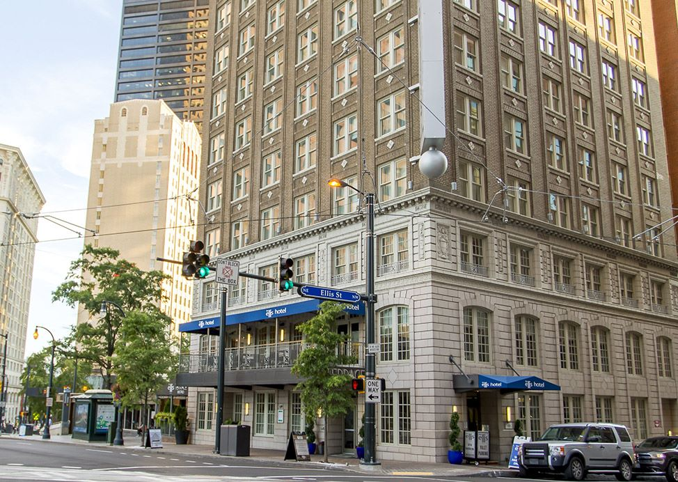 The Ellis Hotel, Deluxe Accommodations in Downtown Atlanta