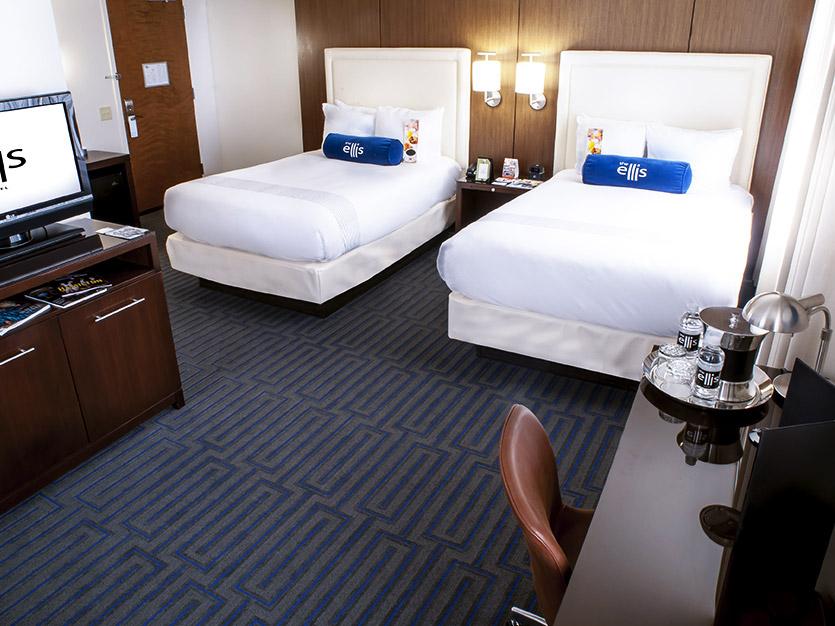 Premium Double Accommodations at The Ellis Hotel, Atlanta